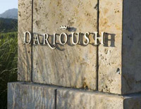 Darioush Entrance